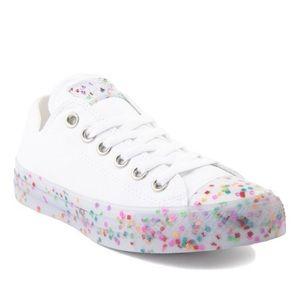 Converse Chuck Taylor All Star Lo Confetti Sneaker